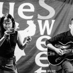 2018.5.27@Blues Sweet in Seoul, Korea, w/Bernard Cavasa (G)