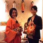 2016.2.13@Cafe U_U with Fumika Asari (G)